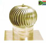 Ventilation With Turbine Ventilators